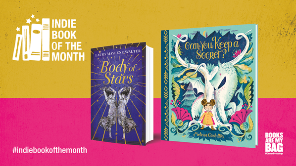 Indie Book of the Month March 2021