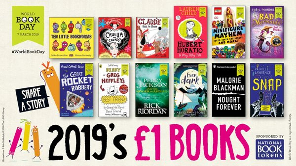 Image result for world book day book titles