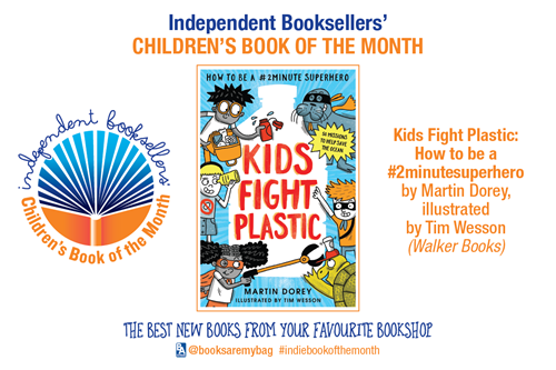 Kids Fight Plastic - How To Be a #2minutesuperhero