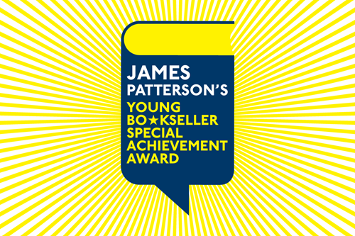 James Patterson's Young Bookseller Special Achievement Award